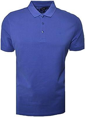 Armani Jeans Men's Blue Polo Shirt