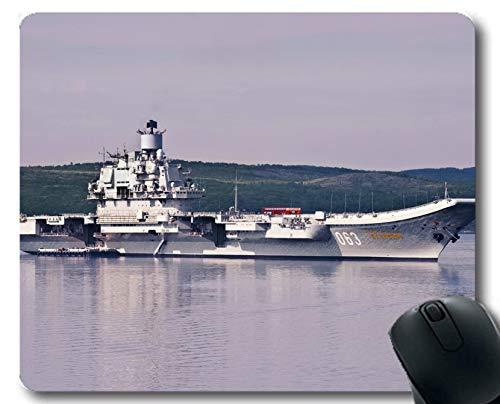 Yanteng Mauspads, Flugzeugträger Russischer Flugzeugträger Admiral Kuznetsov Kriegsschiff Gaming mousepads Multi YT46