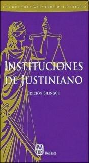 Instituciones de Justiniano - Rustica por Justiniano