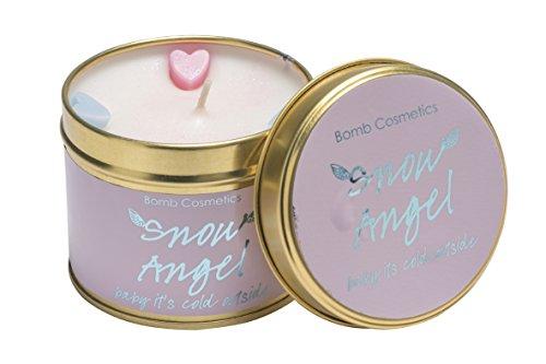 Bomb Cosmetics Duftkerze in Dose, Snow Angel
