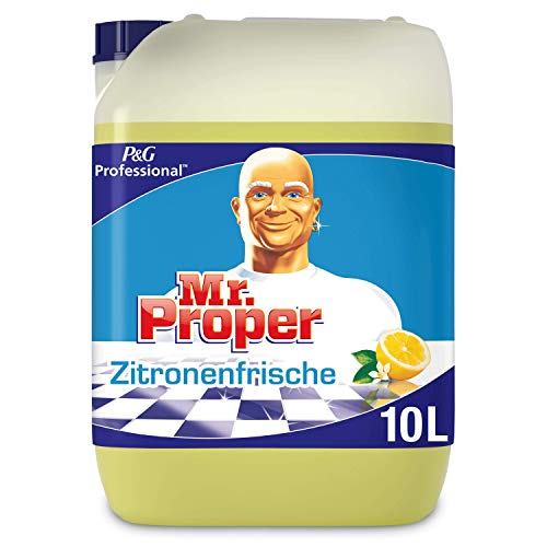Meister Proper...