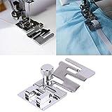 Fatalom 1PC elastico fascia tessuto elastico interno piedino per macchina da cucire
