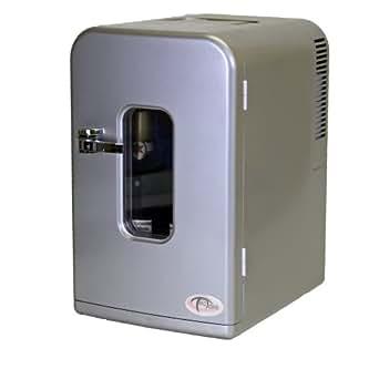 15l mini r frig rateur frigo 12 220 v chaud froid. Black Bedroom Furniture Sets. Home Design Ideas