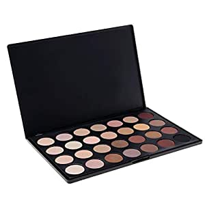 JasCherry 28 Colours Eyeshadow Palette Makeup Set Kit Professional Waterproof Eye shadow Make Up Cosmetic Pallet