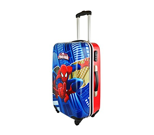 410EjSi CDL - 2451451 Maleta trolley rigida en ABS equipaje de mano SPIDERMAN 34 x 55 x 20 cm