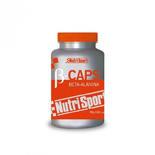 Nutrisport - B Caps Beta Alanina, color 0