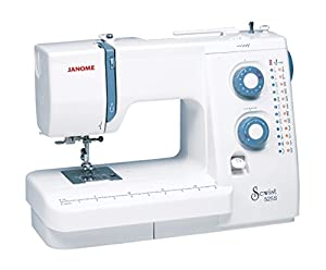 Janome 525S - Máquina de coser de Janome