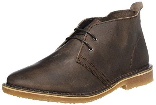 Bild von JACK & JONES Herren Jfwgobi Leather Chocolate Brown Desert Boots
