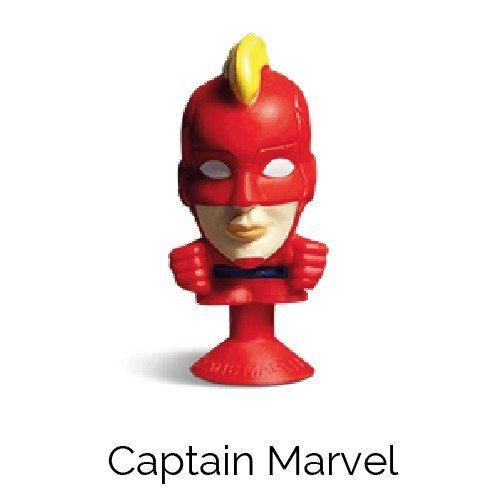 capitain-marvel-avengers-megapopz-marvel-2016-carrefour-mini-figures-lotto-stock-collezione