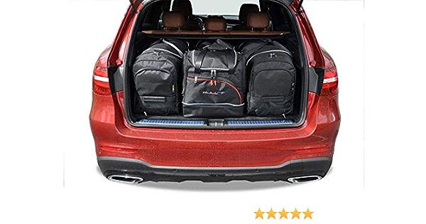 Kjust Dedizierte Taschen 4 Stk Set Kompatibel Mit Mercedes Benz Glc X253 2015 Auto