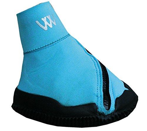 Amesbichler Medical Hoof Boot Injured Shoes Horseshoe with zip Shoes Horseshoe, size 5