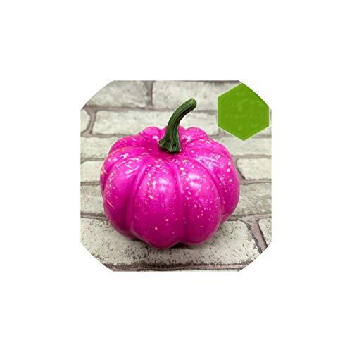 Tiamo Violet Künstliche Obst Kunststoff Simulation Obst Lebensmittel Fotografie Props Hausgarten-Dekoration, Schwarz