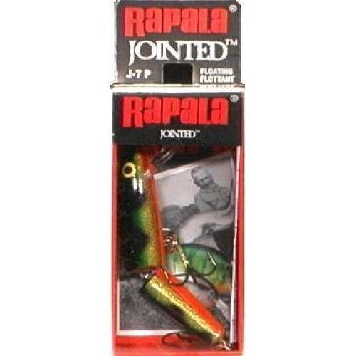 Rapala Perch Jointed 07 Lure 1/8 Ounce 3.75
