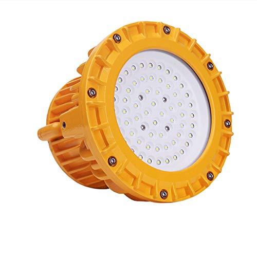 Strahler Mit,Tankstelle Explosionsgeschützte Lampe Notbeleuchtung Lager Wasserdichte Bergbaulampe Flutlichttechnik Beleuchtung (größe : 20w)