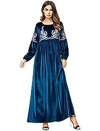 huge discount 507f7 23acc Amazon.it: Velluto blu - 4XL / Vestiti / Donna: Abbigliamento