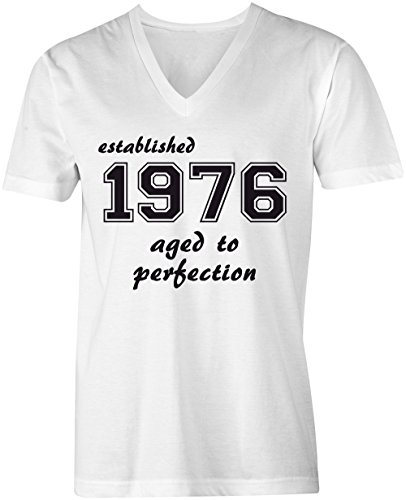 Established 1976 aged to perfection