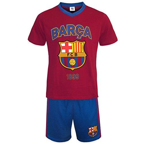 FC Barcelona - Pijama corto hombre - Producto oficial