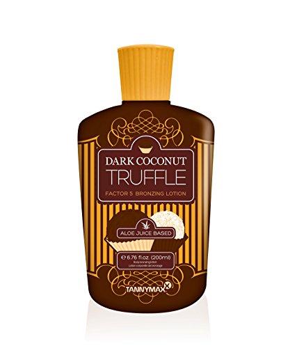 Tannymaxx Dark Coconut Truffle Factor 5 Bronzing, 1er Pack (1 x 200 ml)