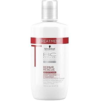 Masque soin Bonacure BC Repair Rescue Nutritif Intense pour cheveux très sensibilisés normaux à épais  750 ML
