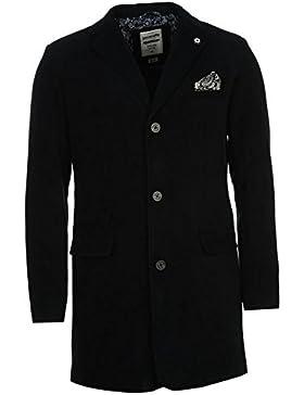 Lambretta peine chaqueta para hombre azul marino chaquetas abrigos Outerwear, azul marino, large