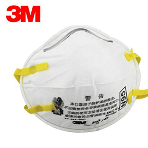 3M Respirateurs, N95 Masque Facial, Cool Flow Boîte À Vannes (20-Pack)