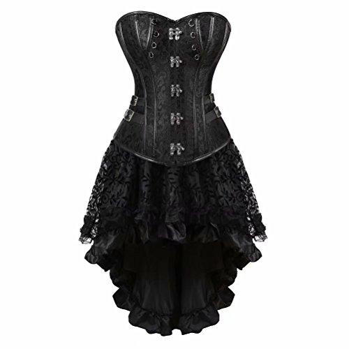 72e39fc09 Vestidos y faldas steampunk mujer ⋆ Tienda online de artículos de ...