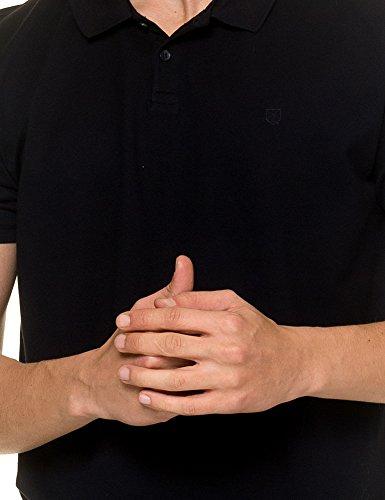 Jack & Jones Herren Poloshirt mehrfarbig weiß Navy