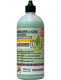 X-Sauce Lubricante de Cera Eco Lube Lubicante para Cadenas de Bicicletas, Hombre, Multicolor, 125ml