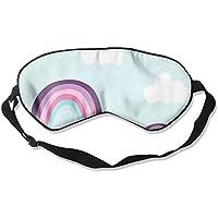 Sleep Eye Mask Cloud Rainbow Lightweight Soft Blindfold Adjustable Head Strap Eyeshade Travel Eyepatch E5 preisvergleich bei billige-tabletten.eu