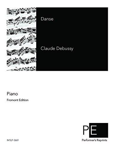 Danse par Claude Debussy