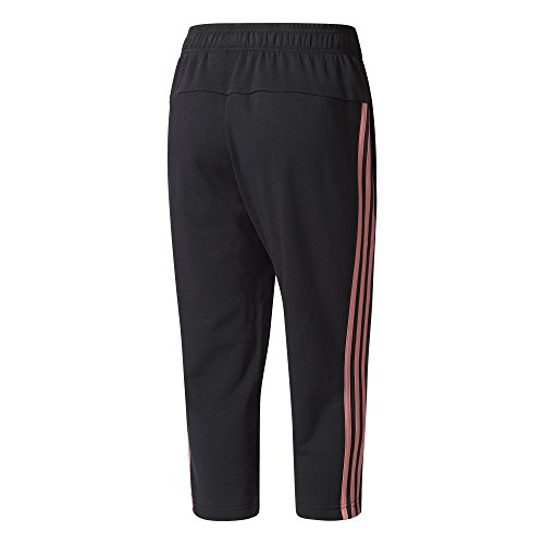 Adidas Femme ESS 3S Pantalon 3/4 Black/Negro/Rostac