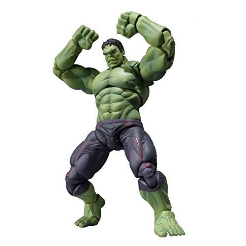 Wild MD Marvel Avengers Titan Hero Serie Power 15cm Hulk Joint Bewegliche Actionfigur -