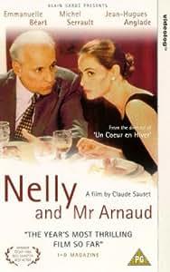 Nelly Et Monsieur Arnaud [VHS]