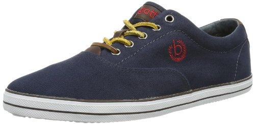 bugatti-f48086-sneakers-basses-homme-bleu-navy-423-44-eu