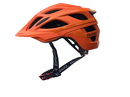 Hardnutz HN108 Cycle MTB Helm L Orange