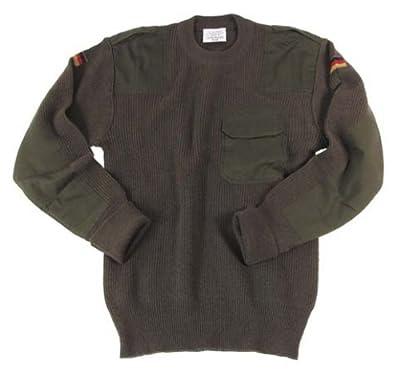 Bundeswehr Pullover, mit Brusttasche von MFH auf Outdoor Shop