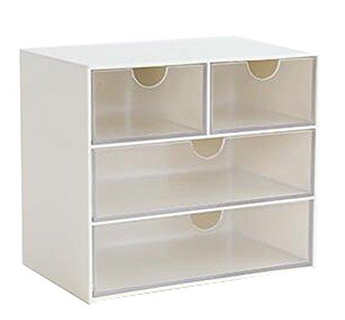 Modern Office de stockage de bureau Drawer Organizer-4 armoires de rangement