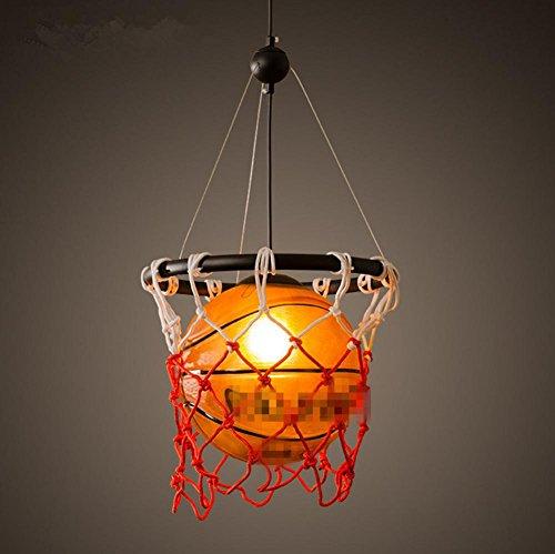 FWEF Lampade In Vetro Lampadari Di Basket