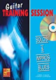 Guitare training session - Solos & Impros Blues (1 Livre + 1 CD)