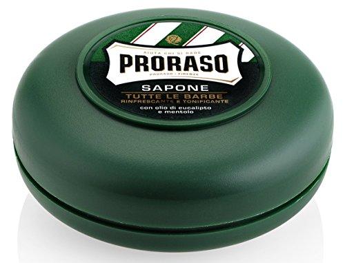 Proraso grün Seife in Schüssel Erfrischende-1Stück - Cloud-schüssel