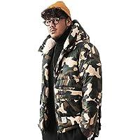 9d3f3cb834 Jackets Cotton Men Winter Jacket Couples Short Thick Cotton Jacket Large  Size Cotton Jacket High Collar