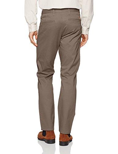 Dockers Bic Alpha Original Slim Tapered-Stretch Twill, Pantalon Homme Gris (Dark Pebble 0433)