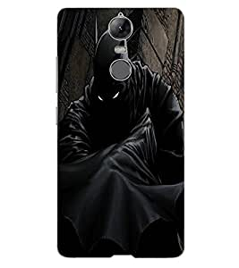 ColourCraft Scary Eyes Design Back Case Cover for LENOVO VIBE K5 NOTE PRO