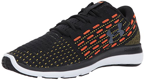Under Armour Men's Slingflex Running Shoe, Black, M US