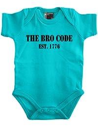 THE BRO CODE Babybody 56 - 80 div. Farben