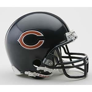NFL Riddell Football Mini-Helm Chicago Bears