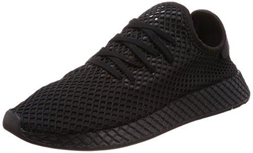 adidas Herren Deerupt Runner Gymnastikschuhe, Schwarz Core Black/FTWR White, 40 EU