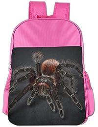 Tarantula Spider Children School Backpack Carry Bag For Teens Boys Girls