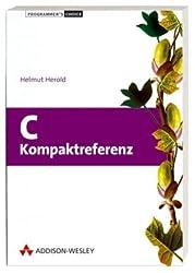 C Kompaktreferenz (Programmer's Choice)