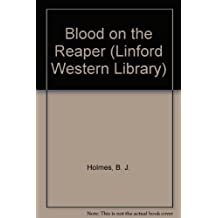 Blood on the Reaper (Linford Western Library)